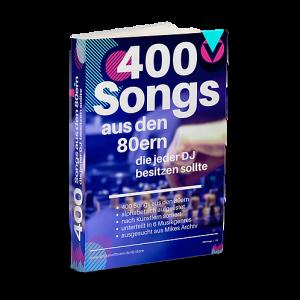 400 Songs aus den 80ern, die jeder DJ besitzen sollte