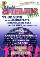 After-Zug Party 2018