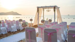 Destination Wedding Outdoor