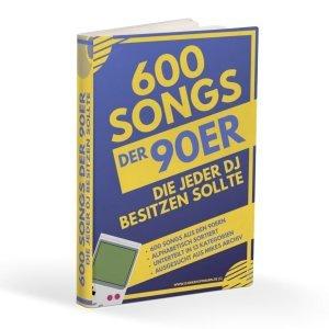 600 Songs der 90er, die jeder DJ besitzen sollte