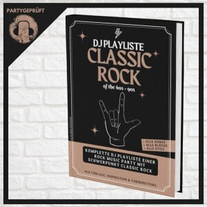 Classic Rock DJ Playliste
