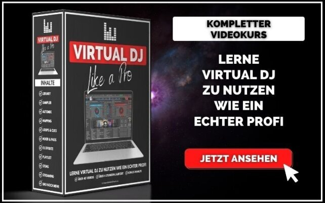 Virtual DJ like a Pro - Videokurs