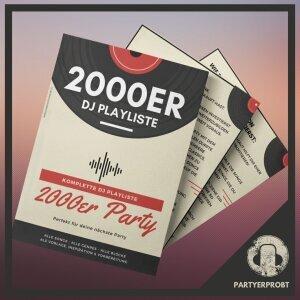 2000er Party DJ Playliste