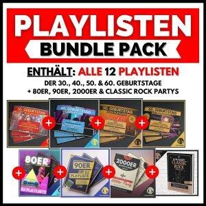 Playlisten Bundle Pack